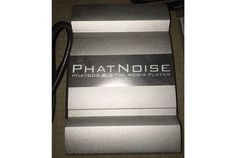 Audi Phatnoise Music Player with 40GB drive/Dock/Manual/CD