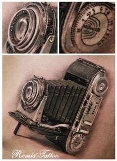 Remis Cizauskas « Tattoo Art Project