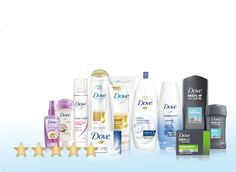 Hair Care & Styling Products, Skin Care, Body Wash, Lotions & More - Dove