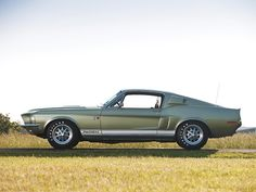 1968 Shelby Mustang GT500KR