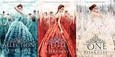 Selection Series, The Selection, The One Kiera Cass, The Distance Between Us, Teen Relationships, Princess Academy, Clean Book, Gallagher Girls, The Best Series Ever
