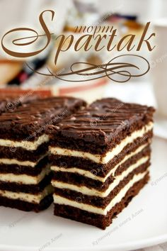 You will need: – Pastry World Russian Cakes, Russian Desserts, Baking Recipes, Cake Recipes, Dessert Recipes, No Bake Desserts, Delicious Desserts, Easy Cake Decorating, Sweet Cakes