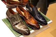 nice monk strap Mens Fashion Blog, Fashion Shoes, Men's Fashion, Men's Shoes, Dress Shoes, Shoes Men, Gentleman Shoes, Exclusive Shoes, Vide Dressing