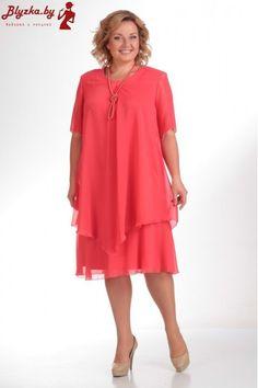 Платье женское 242-5-1