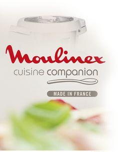 Découvrez le produit Cuisine Companion de Moulinex votre compagnon culinaire au quotidien