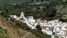Andalusië vakantie tips: Periana charmant dorp in Andalusië
