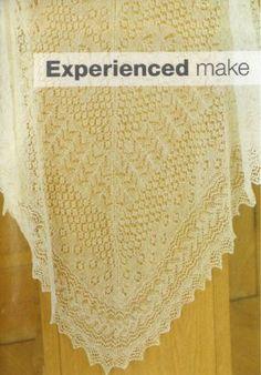 baby knitting pattern for shetland vintage cobweb   by lillbees