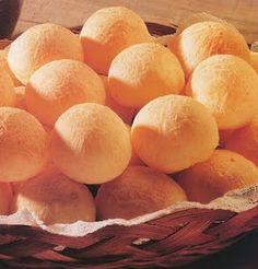 Cheese bread - Pão de queijo - Minas Gerais - Brazil