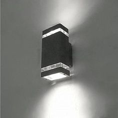 LUMINTURS® 14W LED Bulb Wall Sconce Up/Down External Light Modern Lamp Waterproof IP65 Outdoor - - Amazon.com