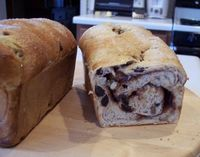 Make and share this Cinnamon Raisin Bread for the Bread Machine recipe from Food.com.
