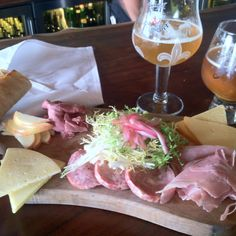 Charcuterie, Cheese and Belgian Ales in Claremont, Ca