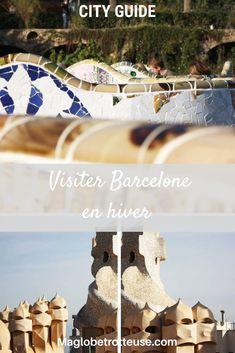 Un week-end d'hiver idéal pour revisiter la belle ville de #barcelone en #espagne.