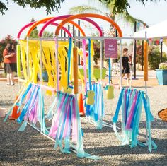 Summer fun is here with a kiddie car wash. This PVC Pipe car wash sprinkler is great for kids to run through or ride bikes and trikes. Backyard Water Parks, Backyard Play, Backyard For Kids, Backyard Ideas, Diy Outdoor Toys, Outdoor Toys For Kids, Outdoor Play, Outdoor Living, Outdoor Decor