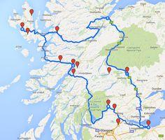 Les décors d'Outlander et Harry Potter (mes deux sagas préférées), les légendes de fantômes et de fées, les paysages sauvages des Highlands, la gentillesse des locaux, les moutons et les vaches, le whisky, ou encore les jolies rues d'Édimbourg, classées au patrimoine de l'humanité par l'UNESCO: les raisons de visiter l'Écosse ne manquent pas !Lire la suite…