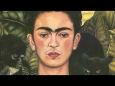 La versión más larga de Chavela Vargas de la Llorona, un tributo a Frida Kahlo. Pero qué canción!