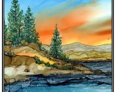 Image result for Abstract alcohol Ink abstract alcohol ink by ArtworksEclectic, $15.00