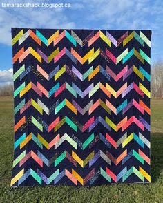 Washboard Road - Highway 10 Designs Quilt Pattern. Jelly Roll, Fat Quarter and Fat Eighth Friendly Braid Quilt, Jellyroll Quilts, Fairy Dust, Dark Backgrounds, So Little Time, Quilt Blocks, Quilt Patterns, Scrappy Quilts, Quilting Patterns