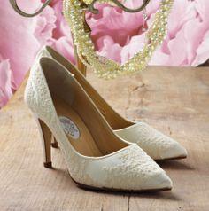 Fabulosos zapatos de novia | Moda y tendencias 2014