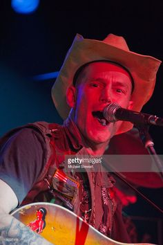Musician Hank Williams III performs at Adam Kimmel x Carhartt party at Don Hill's on February 16, 2011 in New York City.