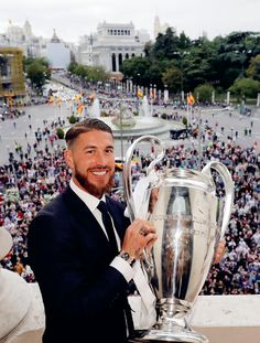 Sergio Ramos <3 #heroe #capitan #halamadrid #realmadrid #guapo