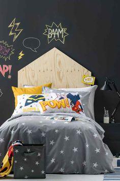 #bedrooms #colours #kids #pillows #home #textile #interior #design #home #decor