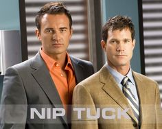 NIP/TUCK - I'm so very sad its over....even though it has been for a while
