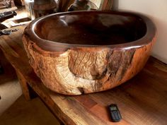 """#leadwood #bowl #indigenouswood #rustic   Very large bowl. Our """"rescued"""" leadwood timber comes from a large farm in South Africa's Limpopo Valley. The farm was being reclaimed by the government, in order to settle local people back on their native land. In a bid to preserve as much wood from being used as firewood, a permit was granted to the farmer, and we in turn are recycling this wood. We celebrate these ancient trees in the crafting of our beautiful leadwood furniture and bowls."""