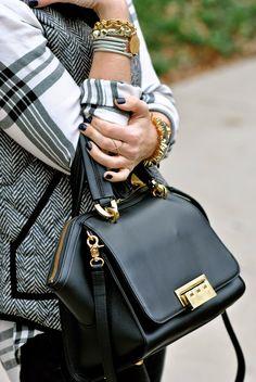 Vest and bag