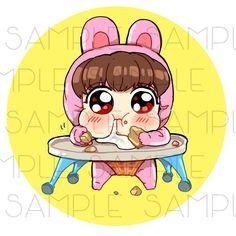 If can't already tell, I'm obsessed with Chibi BTS Jungkook Fanart, Kpop Fanart, Bts Jungkook, Jikook, Chibi Bts, Mochi, Bts Maknae Line, Cartoon Fan, Cosplay Anime