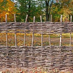 Quick-growing willow provides plenty of natural material that you can work with in the garden. Watch our step-by-step video or read on to find out how to make a willow hurdle.