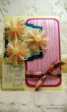 a beautiful card from paper temptress.  they have the most gorgeous paper!