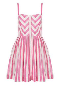 Petite Stripe Sundress - New In This Week  - New In