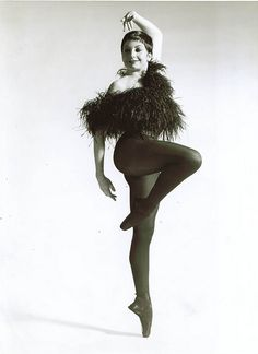 Zizi Jeanmarie - 1950s. Zizi Jeanmaire (born 29 April 1924) is a ballet dancer and widow of renowned dancer and choreographer Roland Petit. She became famous in the 1950s after playing the title role in the ballet Carmen, produced in London in 1949, and went on to appear in several Hollywood films.