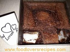 Food Lovers Recipes | MEISIE SE SJOKOLADE POEDING MET VANILLA SOUSMEISIE SE SJOKOLADE POEDING MET VANILLA SOUS