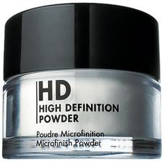 Makeup Forever HD powder. Best powder ever! Will last you months, if not a year or so!