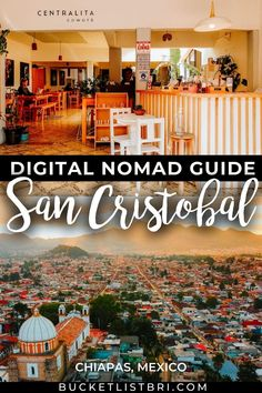 San Cristóbal de Las Casas is an underrated city for digital nomads living in Mexico. Here is everything you should know about living in San Cristobal de Las Casas as a digital nomad in Chiapas, Mexico including wifi, housing, shopping, transportation, activities, and more! #sancristobaldelascasas #chiapas #mexico #sancristobal #chiapasionate #digitalnomad #digitalnomadmexico #nomadadigital living in san cristobal de las casas digital nomad chiapas mexico | Read more at Bucketlist Bri Cancun Vacation, Mexico Vacation, Mexico Travel, Transportation Activities, Mexico Destinations, Living In Mexico, Visit Mexico, Quintana Roo, Travel Tours