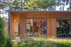 Serene Vacation Home in Sweden Hides Among the Pine Trees - http://freshome.com/serene-vacation-home-in-sweden/