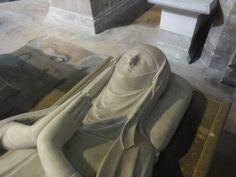 Basilique royale de Saint-Denis - gisant de Blanche de France, fille de Saint-Louis | Flickr: partage de photos!