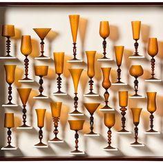 • A Study in Goblets • has just arrived in the gallery! Stunning talent by…