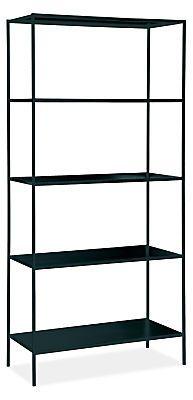 Slim Modern Bookcases in Colors - Modern Bookcases & Shelves - Modern Kids Furniture - Room & Board
