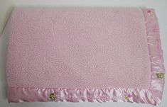 $20.4 Child of Mine *Thank Heaven For Little Girls* Pink Sherpa Velour Satin Blanket #BabyCribBeddingSets #NurseryBeddingSet Baby Crib Bedding Sets, Baby Cribs, Pink Girl, Little Girls, Heaven, Satin, Child, Blanket, Toddler Girls