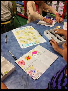 Organized Chaos: An Elementary School Art Room: Choice Based Art: The First 6 Weeks!