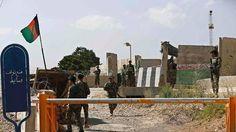 Muere tiroteado un general estadounidense en una academia militar en Kabul