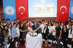"""Alanya Aladdin Keykubat Üniversitesi (ALKÜ) Sağlık Hizmetleri Meslek Yüksekokulu """"Paramedikler Günü'nü"""" kutladı. Alanya Aladdin Keykubat"""
