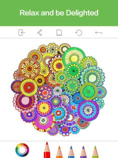 Colorfly : Coloring Book for Adults - Free Games for Girls Cheats and Hacks