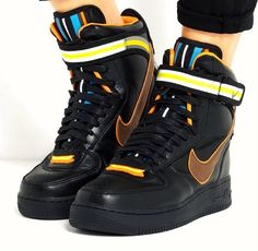 new style d1a5c 30768 Great high tops from Net-A-Porter! Air Force 1, Nike Air