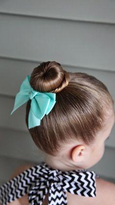 peinados para niña d 2 años