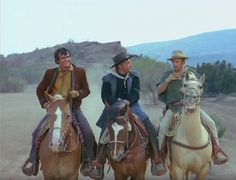 Tres amigos Cameron Mitchell, Lonesome Dove, The High Chaparral, Tv Westerns, Vintage Tv, Old Tv, Classic Tv, Old West, Best Tv Shows