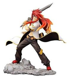 Altair Tales of The Abyss Luke fon Fabre 1/8 PVC Figure Alter JAPAN NEW