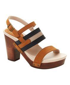 1cb56606bd26 Jambu Camel   Navy Viola Leather Sandal - Women